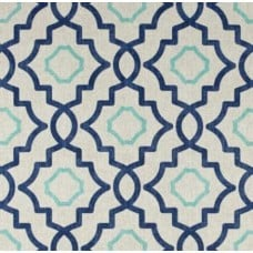 Talbot in Blue Harbour Home Decor Cotton Fabric