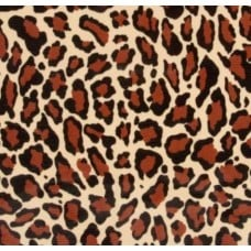 Mexican Oilcloth Laminated Fabric Animal Print