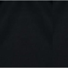 Organic Cotton Duck Home Decorating Fabric in Black