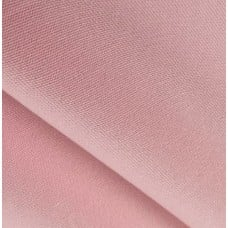 Organic Cotton Duck Home Decorating Fabric in Dusty Rose