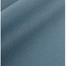 Organic Cotton Duck Home Decorating Fabric in Sail Blue