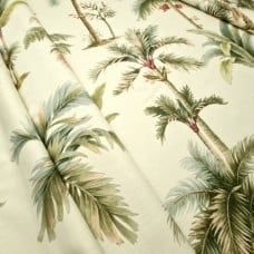 Palmaverde in Sandstone Home Decor Cotton Fabric by P Kaufmann Fabric Traders