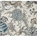 Bronte Sky Cotton Home Decor Fabric
