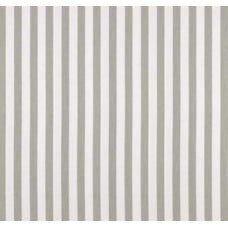 Stripe Standard in Grey and White Home Decor Cotton Fabric