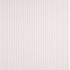 Ticking Stripe Cotton Home Decor Fabric in Pink