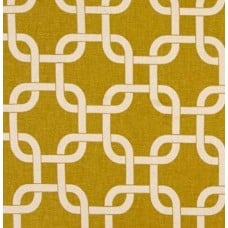 Gotchanow in Golden Yellow Cotton Home Decor Fabric Fabric Traders
