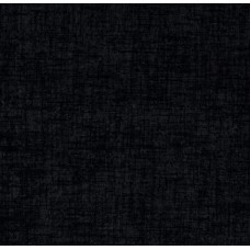 Solid Woven Style Indoor Outdoor Fabric in Deep Blue Grey Fabric Traders