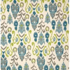 Ikat Frost Cotton Home Decor Fabric Fabric Traders