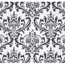 My Home Tradition in Gunmetal Grey Home Decor Cotton Fabric
