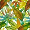 Cantrell Palm Bright Outdoor Fabric