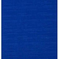 Solid Al Fresco Outdoor Fabric in Cobalt