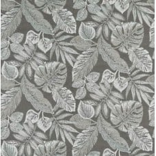 Casco Luxe Outdoor Fabric in Grey  Fabric Traders