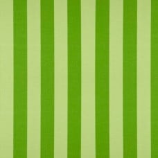 Striped Greens Polyester Outdoor Fabric
