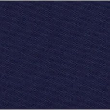 Solid Al Fresco Indoor Outdoor Fabric in Dark Blue