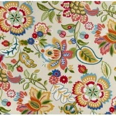 Telfair Floral in Garden Indoor Outdoor Fabrics