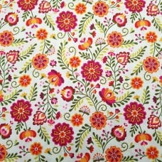 Floral Main Cotton Fabric by Riley Blake