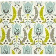 Laurel Wreath Home Decor Cotton Fabric