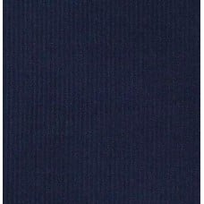 Corduroy Fabric in Navy
