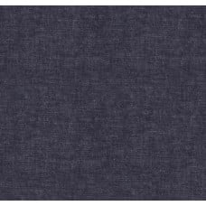Denim Stretch Cotton Blend Fabric in Indigo