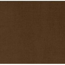 Corduroy Fine Wale Fabric in Brown