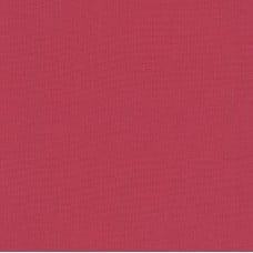 A Kona Cotton Fabric Deep Rose
