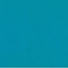 A Kona Cotton Fabric Cyan