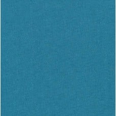 Linen Blend Fabric in Teal Fabric Traders