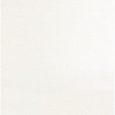 Linen Blend Fabric in White  Fabric Traders