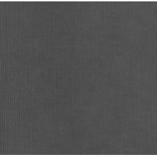 Corduroy Medium Wale Fabric in Charcoal