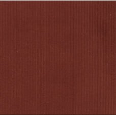 Corduroy Medium Wale Fabric in Rust