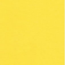 A Kona Cotton Fabric Bright Yellow