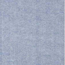 Flannelette Cotton Fabric Herringbone Denim