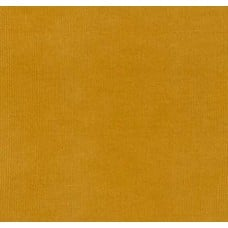 Corduroy Fine Wale Fabric in Golden Tan