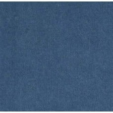 Denim Fabric Washed In Indigo