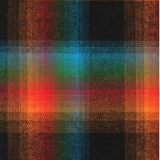 Flannel Plaid Cotton Fabric in Adventure from Durango Flannel