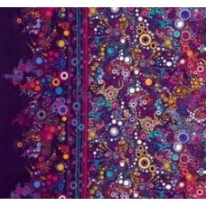 Effervescence Bright Cotton Fabric by Robert Kaufman Fabric Traders
