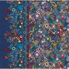 Effervescence Fiesta Cotton Fabric by Robert Kaufman