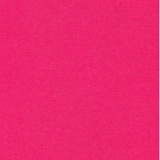 Denim Stretch Polyester Blend Fabric in Hot Pink Fabric Traders