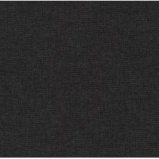 Denim Stretch Polyester Blend Fabric in Black  Fabric Traders