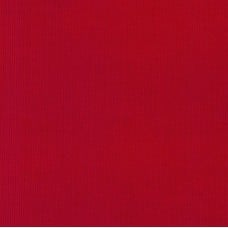 Corduroy Medium Wale Fabric in Red