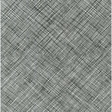 Architextures Cotton Fabric in Black and White