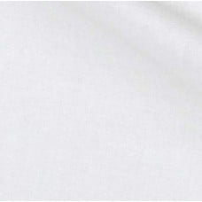 Curtain Lining 100 Cotton Fabric in White Fabric Traders