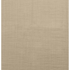 Double Gauze  Muslin Solid Embrace Fabric in Sand