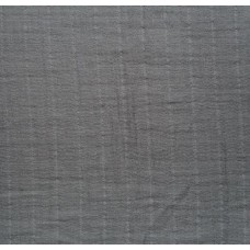 Double Gauze  Muslin Solid Embrace Fabric in Graphite