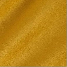 REMNANT - Faux Suede in Gold Fabric Traders