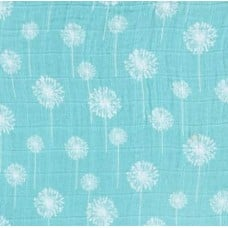 Lightweight Cotton Gauze Muslin Fabric Dandelion Breeze