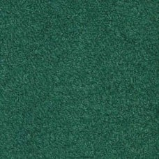Terry Towelling Dark Green 100 Cotton High Quality Fabric Fabric Traders