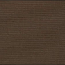 Solid Al Fresco Outdoor Fabric in Brown Cocoa