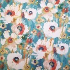 A Beautiful Floral Indoor Outdoor Fabric