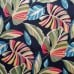 Tropical Lush Foliage in Night Indoor Outdoor Fabric  Fabric Traders